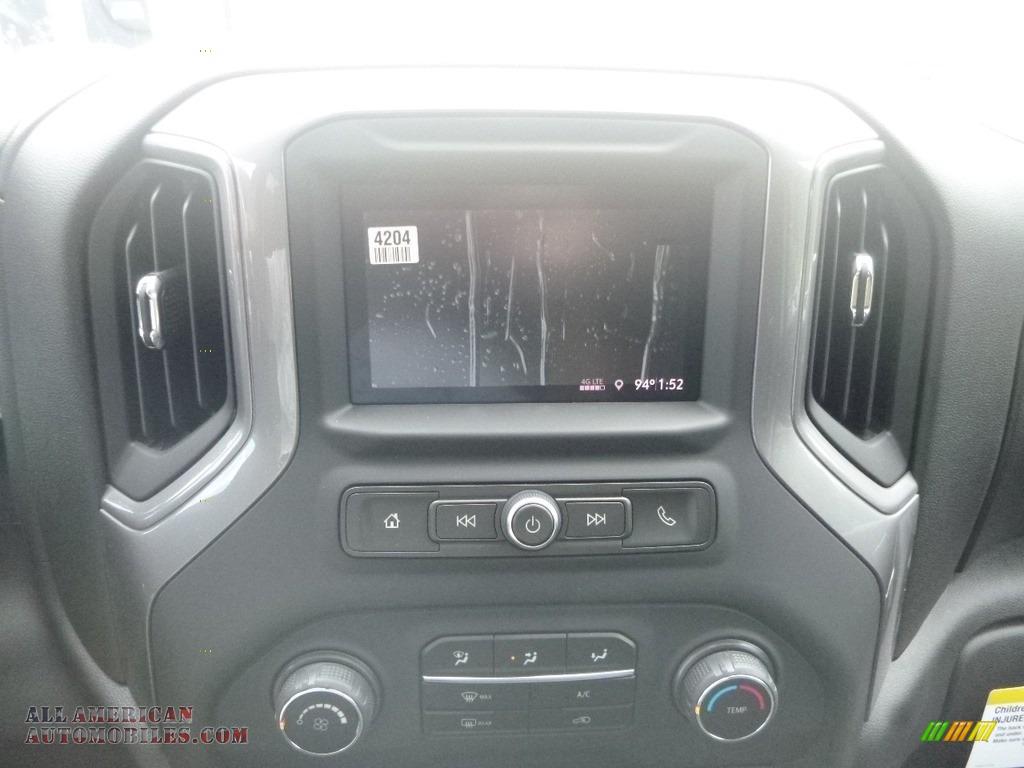 2020 Silverado 2500HD Custom Crew Cab 4x4 - Summit White / Jet Black photo #18