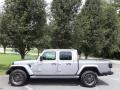 Jeep Gladiator Overland 4x4 Billet Silver Metallic photo #1
