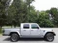 Jeep Gladiator Overland 4x4 Billet Silver Metallic photo #5