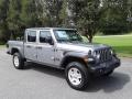 Jeep Gladiator Sport 4x4 Billet Silver Metallic photo #4