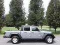 Jeep Gladiator Sport 4x4 Billet Silver Metallic photo #5