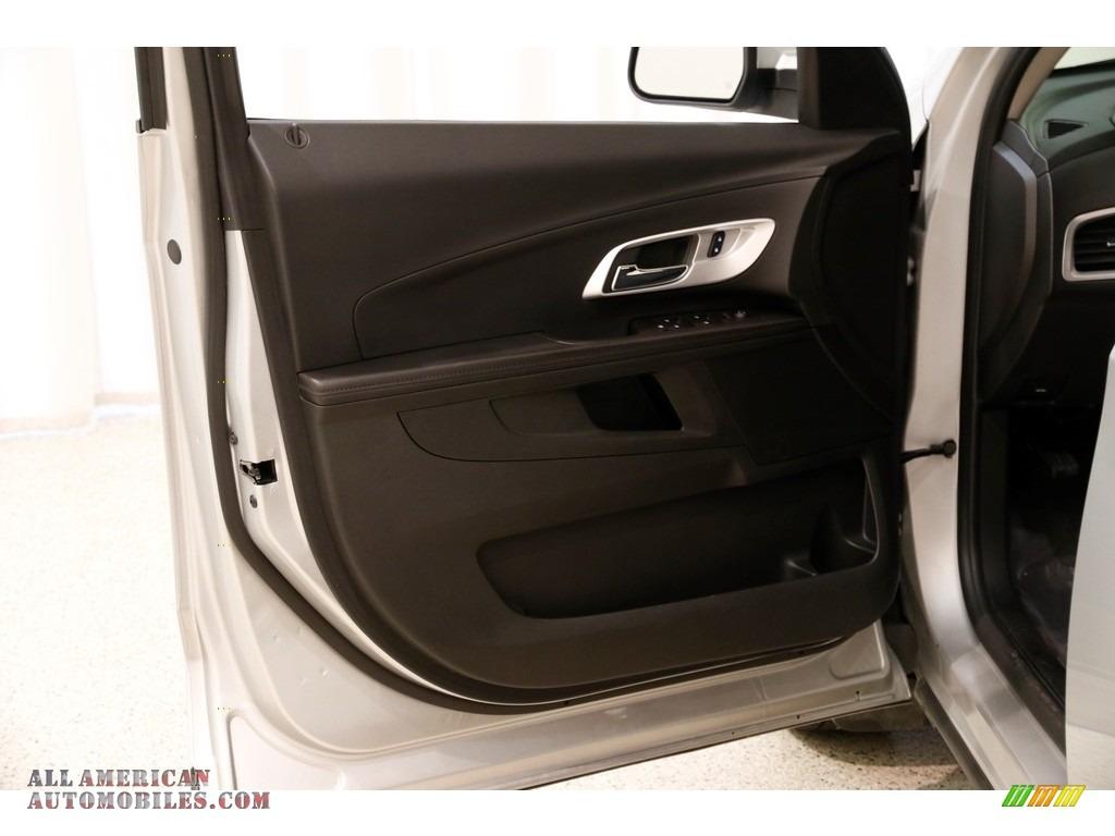 2016 Equinox LT AWD - Silver Ice Metallic / Jet Black photo #4