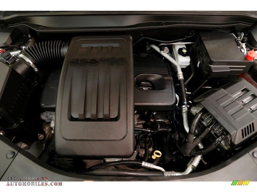 2016 Equinox LT AWD - Silver Ice Metallic / Jet Black photo #17