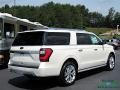 Ford Expedition Platinum Max 4x4 White Platinum Metallic Tri-Coat photo #5