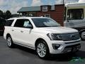 Ford Expedition Platinum Max 4x4 White Platinum Metallic Tri-Coat photo #7