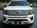 Ford Expedition Platinum Max 4x4 White Platinum Metallic Tri-Coat photo #8