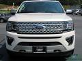 Ford Expedition Platinum Max 4x4 White Platinum Metallic Tri-Coat photo #8