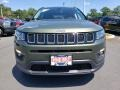 Jeep Compass Latitude 4x4 Olive Green Pearl photo #2