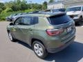 Jeep Compass Latitude 4x4 Olive Green Pearl photo #4
