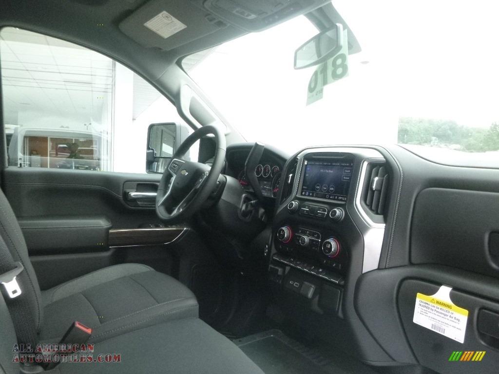 2020 Silverado 2500HD LT Crew Cab 4x4 - Silver Ice Metallic / Jet Black photo #4