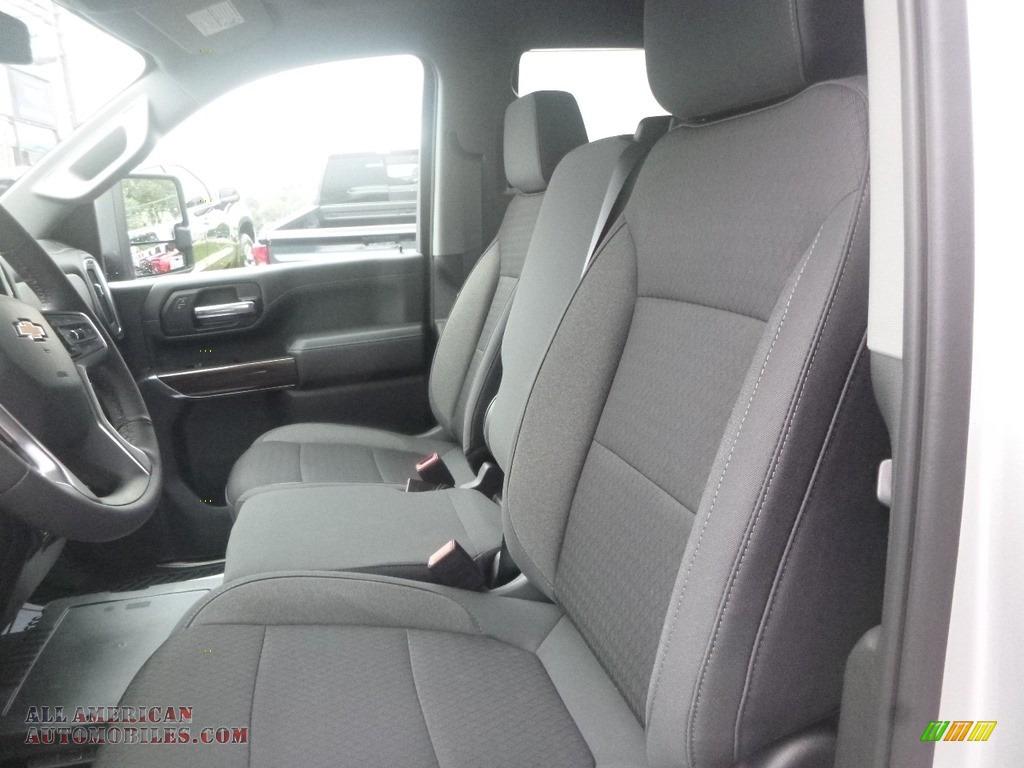 2020 Silverado 2500HD LT Crew Cab 4x4 - Silver Ice Metallic / Jet Black photo #16