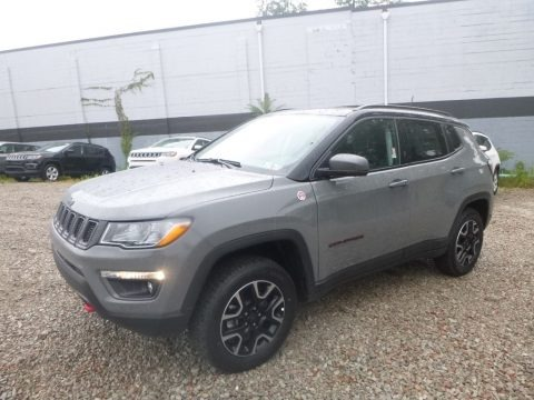 Sting-Gray 2019 Jeep Compass Trailhawk 4x4