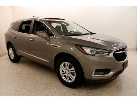 Pepperdust Metallic 2018 Buick Enclave Essence AWD
