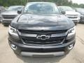 Chevrolet Colorado Z71 Crew Cab 4x4 Black photo #8
