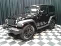 Jeep Wrangler Willys Wheeler 4x4 Black photo #2