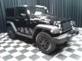 Jeep Wrangler Willys Wheeler 4x4 Black photo #4