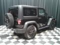 Jeep Wrangler Willys Wheeler 4x4 Black photo #6
