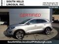 Lincoln MKC Reserve AWD Ingot Silver photo #1