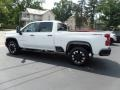 Chevrolet Silverado 2500HD Custom Crew Cab 4x4 Summit White photo #7
