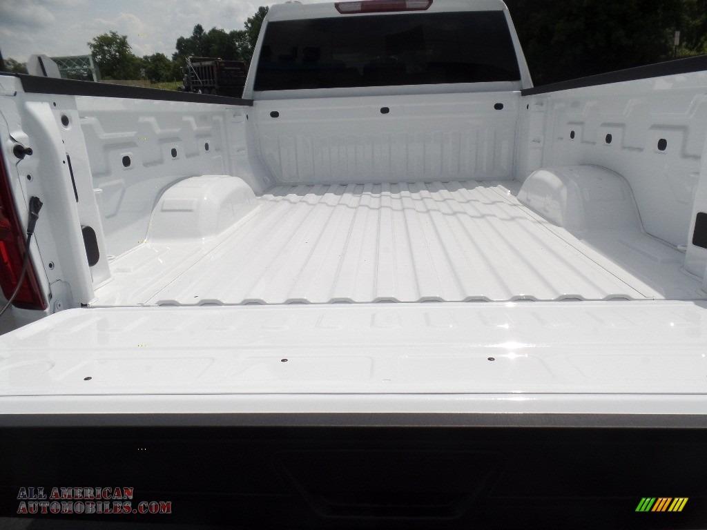 2020 Silverado 2500HD Custom Crew Cab 4x4 - Summit White / Jet Black photo #17
