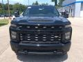 Chevrolet Silverado 2500HD Custom Crew Cab 4x4 Black photo #4
