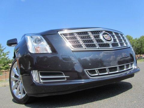 Sapphire Blue Metallic 2013 Cadillac XTS Luxury FWD