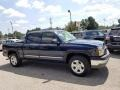Chevrolet Silverado 1500 Z71 Crew Cab 4x4 Dark Blue Metallic photo #1