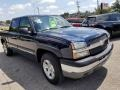 Chevrolet Silverado 1500 Z71 Crew Cab 4x4 Dark Blue Metallic photo #2