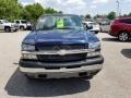Chevrolet Silverado 1500 Z71 Crew Cab 4x4 Dark Blue Metallic photo #3