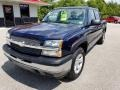 Chevrolet Silverado 1500 Z71 Crew Cab 4x4 Dark Blue Metallic photo #4