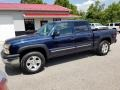 Chevrolet Silverado 1500 Z71 Crew Cab 4x4 Dark Blue Metallic photo #5