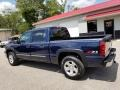Chevrolet Silverado 1500 Z71 Crew Cab 4x4 Dark Blue Metallic photo #6
