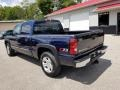 Chevrolet Silverado 1500 Z71 Crew Cab 4x4 Dark Blue Metallic photo #7