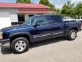 Chevrolet Silverado 1500 Z71 Crew Cab 4x4 Dark Blue Metallic photo #30