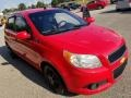 Chevrolet Aveo Aveo5 LT Victory Red photo #21