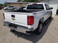 Chevrolet Silverado 1500 WT Double Cab 4x4 Summit White photo #7
