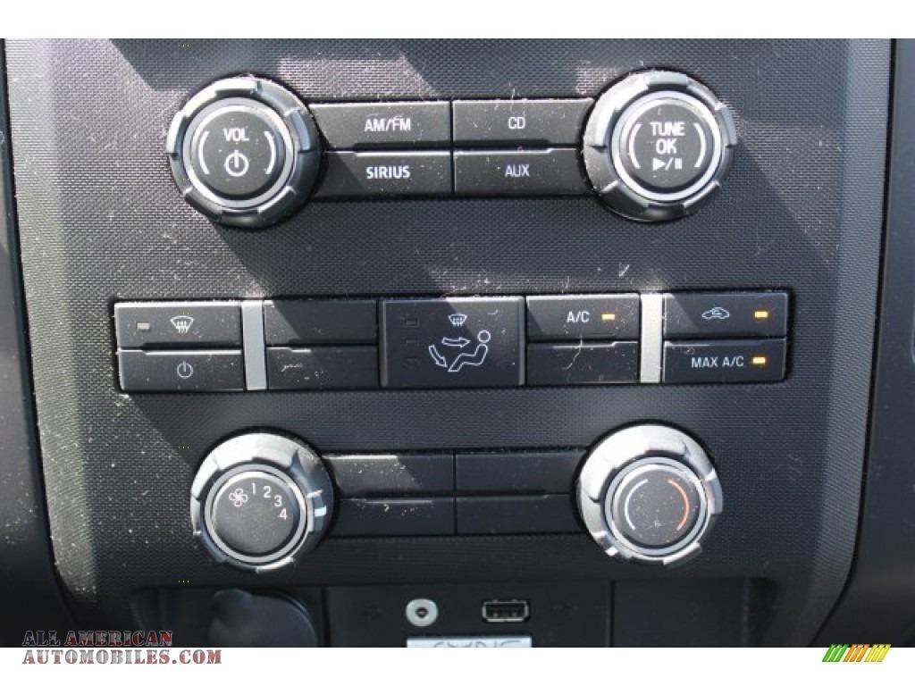 2013 F150 XL Regular Cab - Oxford White / Steel Gray photo #16