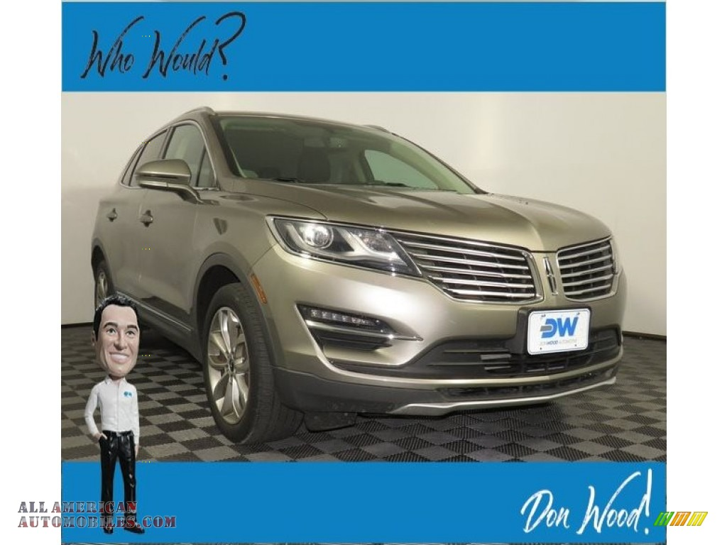 Magnetic / Ebony Lincoln MKC Select AWD