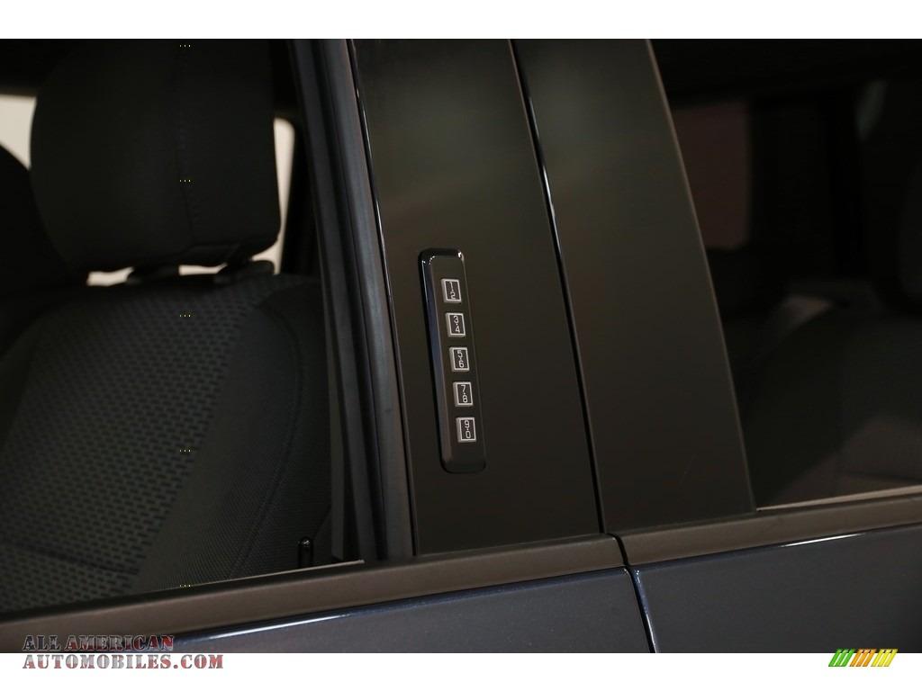 2018 F150 XLT SuperCrew 4x4 - Blue Jeans / Earth Gray photo #4