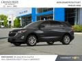 Chevrolet Equinox LS AWD Nightfall Gray Metallic photo #2