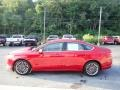Ford Fusion SE AWD Ruby Red photo #6