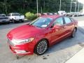 Ford Fusion SE AWD Ruby Red photo #7