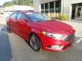 Ford Fusion SE AWD Ruby Red photo #9