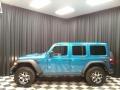 Jeep Wrangler Unlimited Rubicon 4x4 Bikini Pearl photo #1