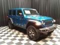 Jeep Wrangler Unlimited Rubicon 4x4 Bikini Pearl photo #4