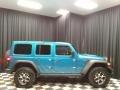 Jeep Wrangler Unlimited Rubicon 4x4 Bikini Pearl photo #5