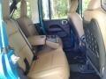 Jeep Wrangler Unlimited Rubicon 4x4 Bikini Pearl photo #13