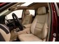Jeep Grand Cherokee Limited 4x4 Velvet Red Pearl photo #5