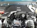 Jeep Wrangler Unlimited Rubicon 4x4 Bikini Pearl photo #30