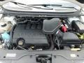 Lincoln MKX AWD White Platinum Tri-Coat photo #2
